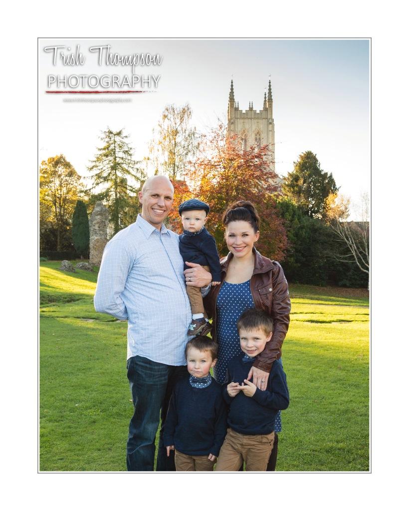 Eastman family