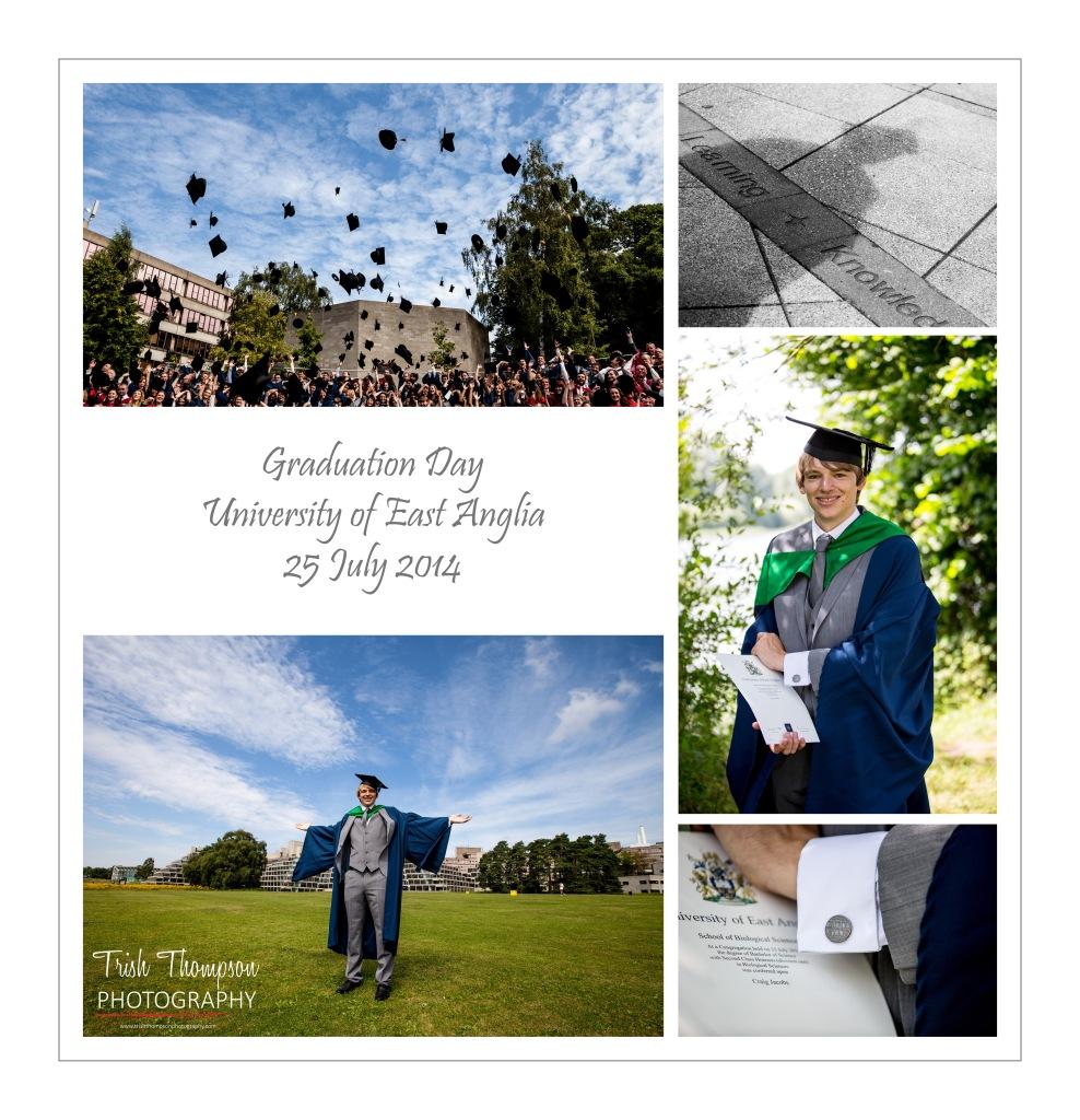 Craig Graduation