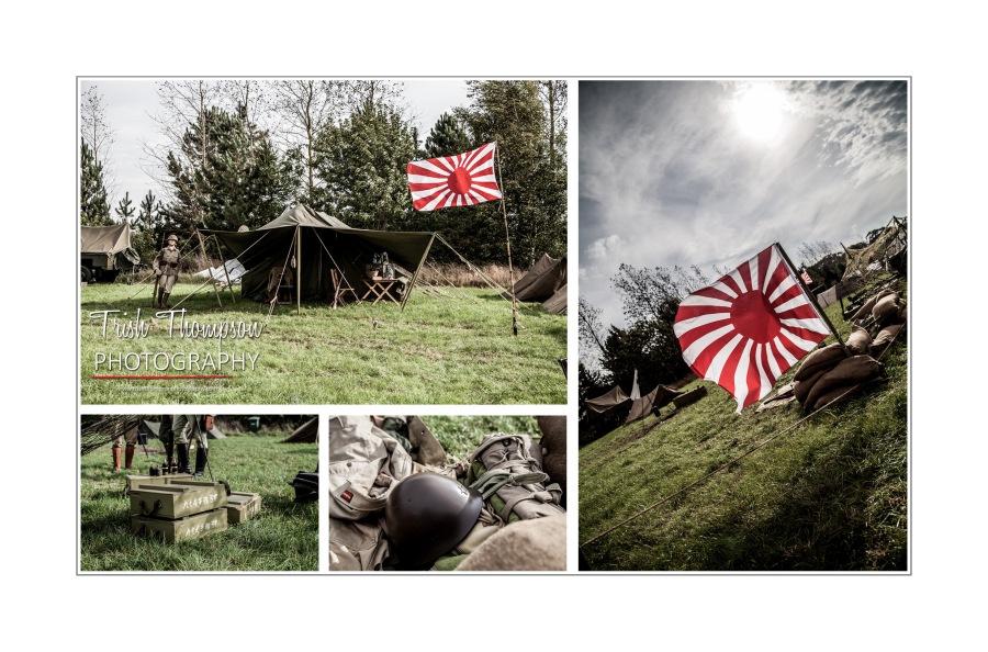 Jap camp collage